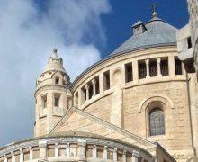 Церкви Св. Земли: воскресший Христос с нами во время пандемии