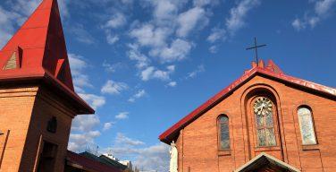 Святая Месса в Кафедральном соборе Новосибирска в честь 30-летия восстановления структур Католической Церкви в России (ФОТО)