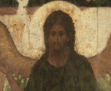 Эксперты завершили длившееся более полувека восстановление иконы «Иоанн Предтеча Ангел пустыни в житии»