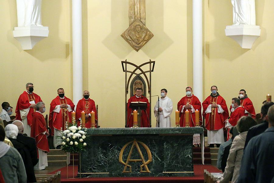 В Москве отметили 20-летие инаугурации Кустодии францисканцев-конвентуалов в России