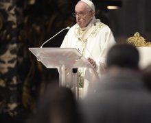 В 7-е воскресенье Пасхального времени Папа Франциск возглавил Святую Мессу для общины верных из Мьянмы