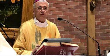 Проповедь Преосвященного Владыки Иосифа Верта на Св. Мессе Торжества Вознесения Господня