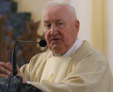 В московском Кафедральном соборе отпраздновали 80-летний юбилей одного из старейших священников Архиепархии