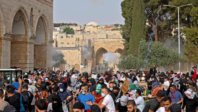 Папа Римский призвал к миру в Восточном Иерусалиме, Колумбии и Афганистане