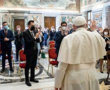 Папа: миряне должны быть услышаны