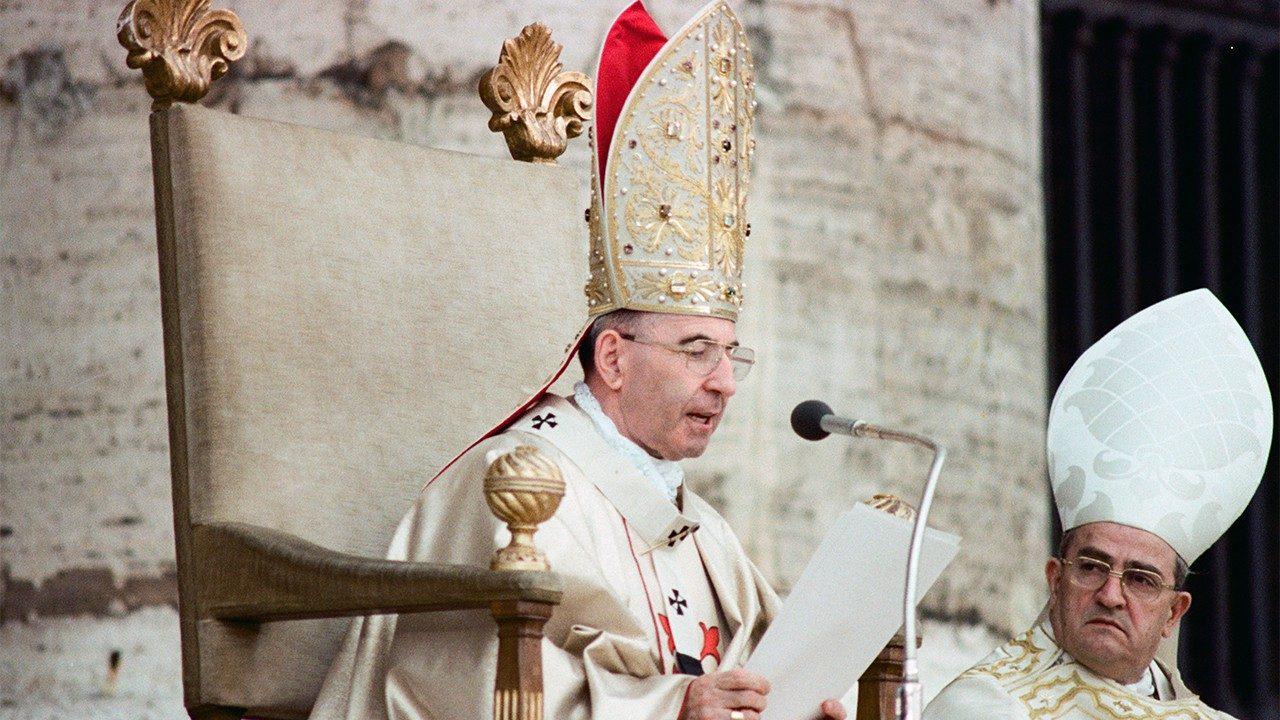Ватикан организует международный конгресс, посвященный Иоанну Павлу I