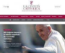 По случаю Года святого Игнатия Папа поздравил иезуитов с возобновлением испанской версии La Civilta' Cattolica