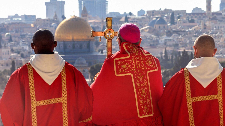 Латинский Патриархат в Иерусалиме взывает к срочным мерам для остановки столкновений и насилия