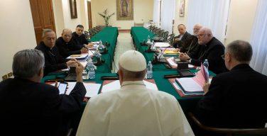 Совет кардиналов рассмотрел последствия пандемии
