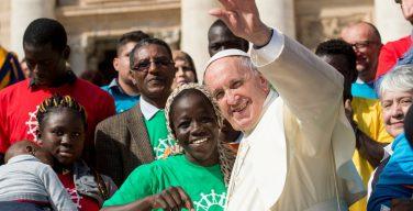 Послание Папы на 107-й Всемирный день мигрантов и беженцев
