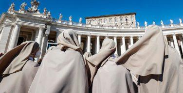 Папа призвал монашествующих беречь свою харизму