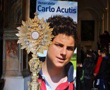 Папа – министрантам: подражая святым, будьте оригинальны