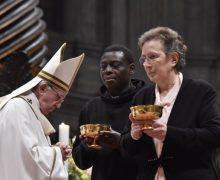Папа: все призвания в Церкви одинаково необходимы