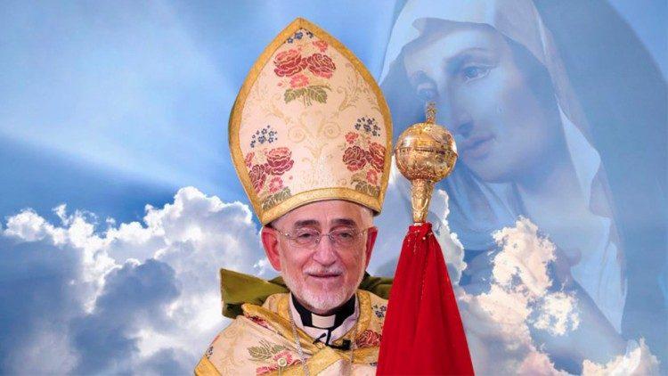 Послание Папы в связи с кончиной Патриарха-Католикоса Григора Капрояна