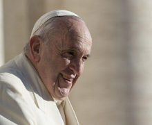 Папа: христиане призваны «идти вместе и омывать друг другу ноги»