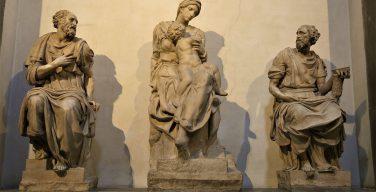 Для очистки шедевров Микеланджело реставраторы использовали бактерии