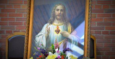 Торжество Святейшего Сердца Иисуса в Кафедральном соборе Новосибирска (ФОТО)