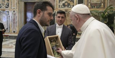 Папа встретился с делегатами организации, занимающейся проблемой безработицы среди молодёжи