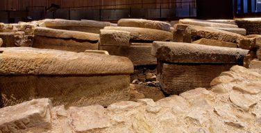 Во Франции музеифицировали остатки аббатства эпохи Меровингов