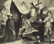 В Санкт-Петербурге открылась выставка, посвященная Юбилейному году св. Игнатия Лойолы