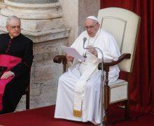На общей аудиенции Папа вновь сослался на «Откровенные рассказы странника» и на Иисусову молитву