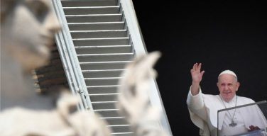 Слово Папы Франциска перед чтением молитвы «Ангел Господень» в 11-е воскресенье Рядового времени. 13 июня 2021 г., площадь Св. Петра