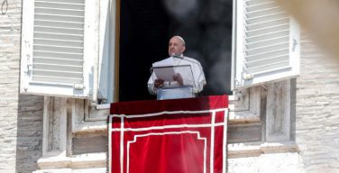 Слово Папы Франциска перед чтением молитвы «Ангел Господень» в 13-е воскресенье Рядового времени. 27 июня 2021 г., площадь Св. Петра