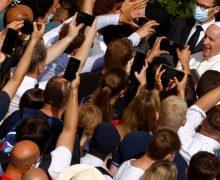 На общей аудиенции в среду 16 июня Папа Франциск размышлял о молитве Иисуса