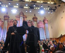 Митрополит Иларион стал лауреатом госпремии в области культуры