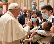 Папа встретился с постоянными диаконами Римской епархии