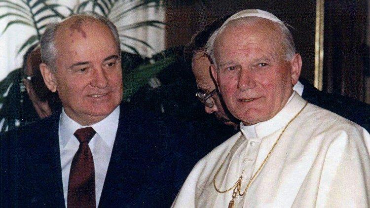 Иоанн Павел II и возрождение Церкви в СССР