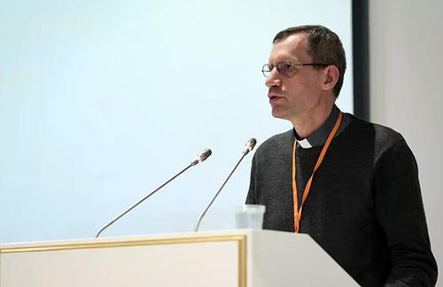 Иезуит Штефан Липке: наш Орден очень успешен – и неспроста