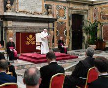 Папа Франциск встретился с участниками ассамблеи Объединения помощи Восточным Церквам