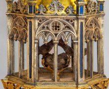 Обнаружена частица мощей святого Иоанна Предтечи