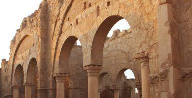 Ученые из России создадут 3D-модель раннехристианского храма в Алеппо