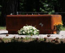 В Риге на церковном дворе открыт «Сад душ» в память о мертворожденных детях