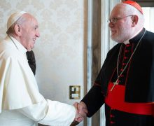 Папа Франциск ответил кардиналу Марксу