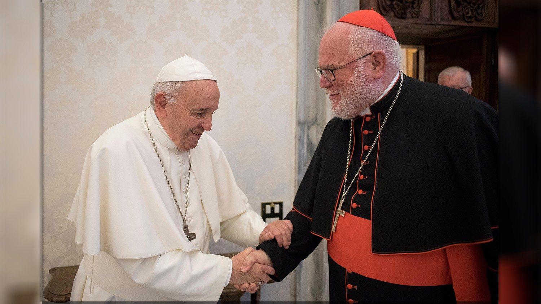 Кардинал Маркс написал прошение об отставке