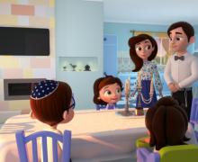 В России впервые создан еврейский мультсериал