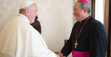 Папа назначил архиепископа Ивана Юрковича нунцием в Канаде
