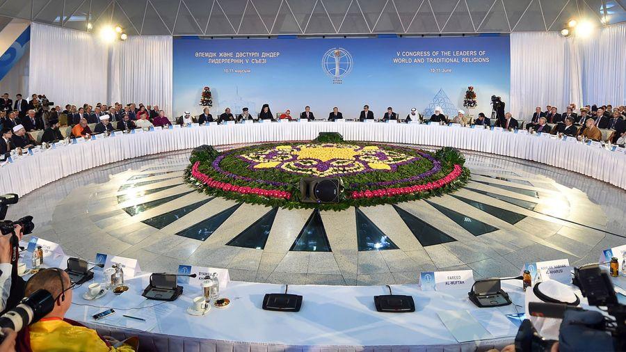 Съезд лидеров мировых религий в Казахстане перенесли на 2022 год