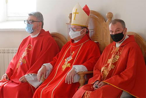 В московском католическом приходе Святых Петра и Павла – новый настоятель, а в Курии Архиепархии – новый канцлер