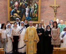 В Новосибирске Владыку Иосифа Верта поздравили с 30-летием его епископской хиротонии