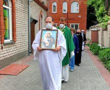 Память святого Антония Падуанского почтили в приходе новосибирских францисканцев