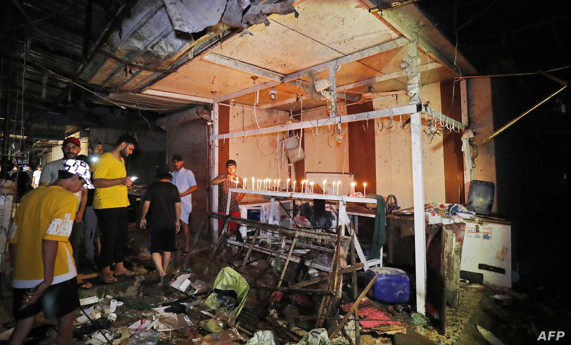 Взрыв в Багдаде. Соболезнования Папы Франциска