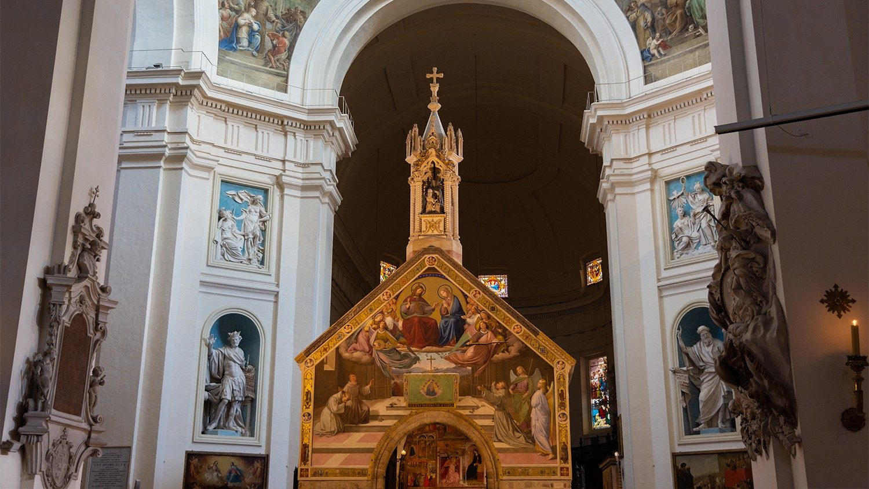 В Ассизи епископ возобновил древнюю традицию