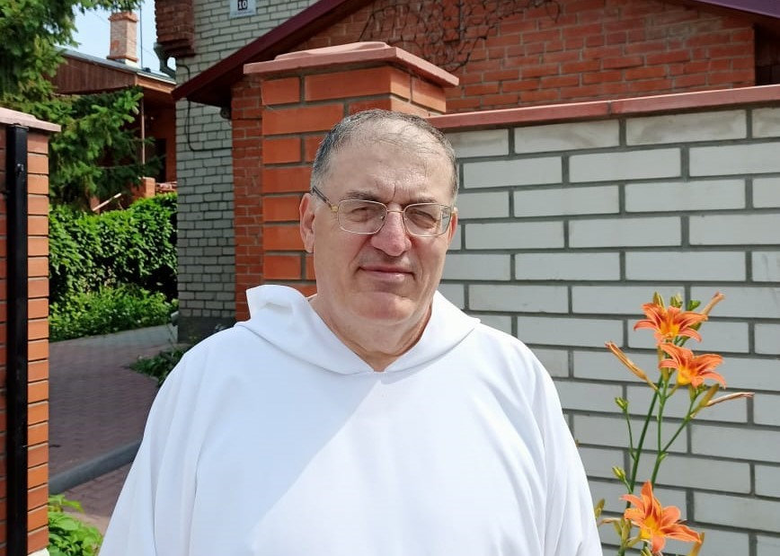 «Что значит быть францисканцем сегодня?» Интервью с о. Коррадо Трабукки, OFM
