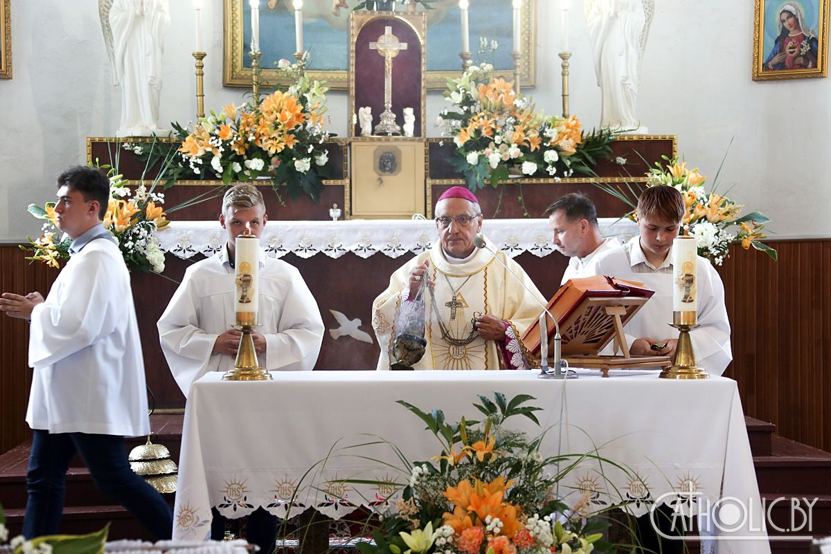 Архиепископ Кондрусевич: Мы не можем оставаться молчаливыми свидетелями греха и несправедливости