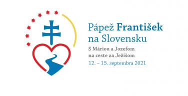 Обнародованы тема и логотип Папского визита в Словакию