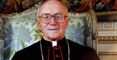 Скончался французский кардинал Альбер Вануа